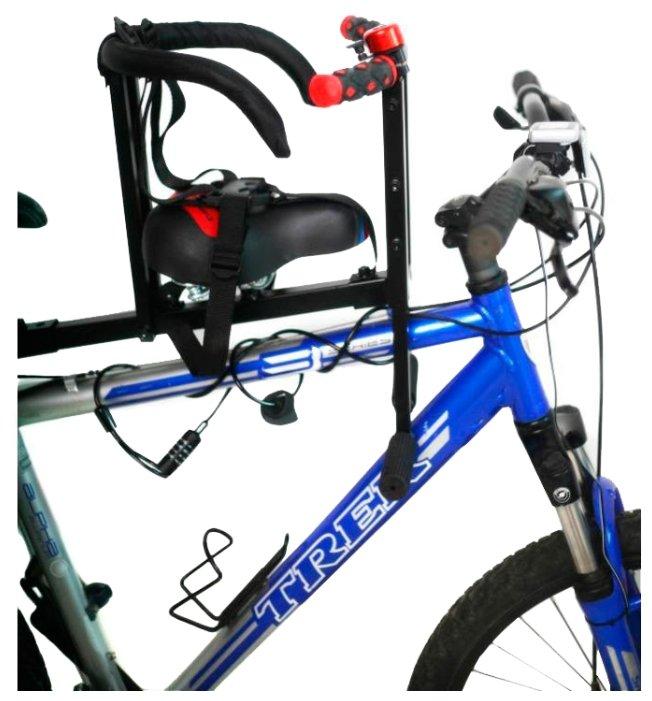 Переднее велокресло Velogruz велокресло