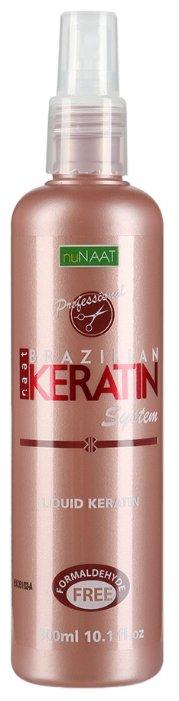NuNAAT Naat Brazilian Keratin System Жидкий кератин для волос