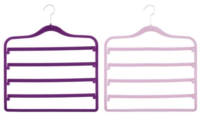 Вешалка EL CASA Набор для шарфов с перекладинами