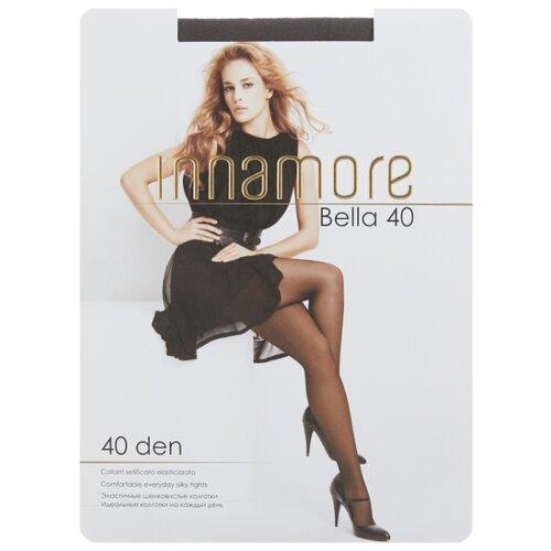 цена Колготки Innamore Bella 40 den, размер 2-S, fumo (серый) онлайн в 2017 году