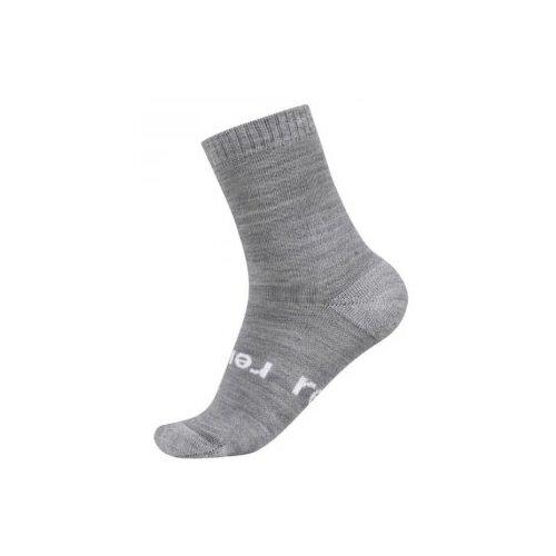 Носки Reima размер 34, melange greyНоски<br>