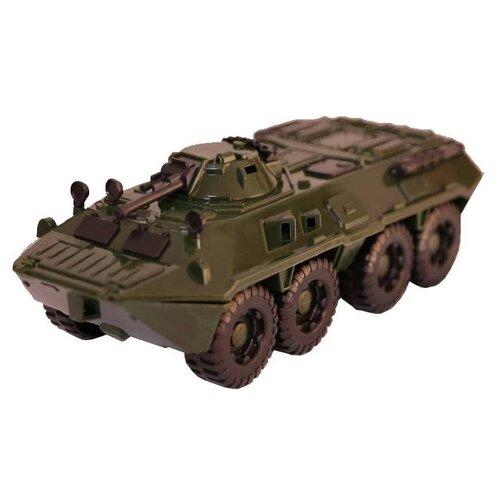 Купить Бронетранспортер ToyBola TB-004 31.5 см зеленый, Машинки и техника