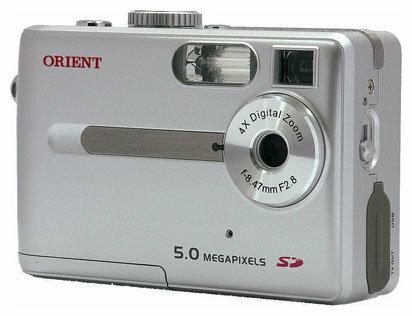 Фотоаппарат ORIENT VC3260