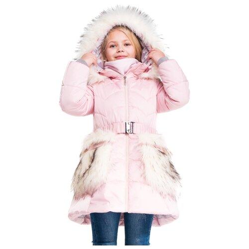 Пальто BOOM! by Orby 90553 размер 110, розовый фото