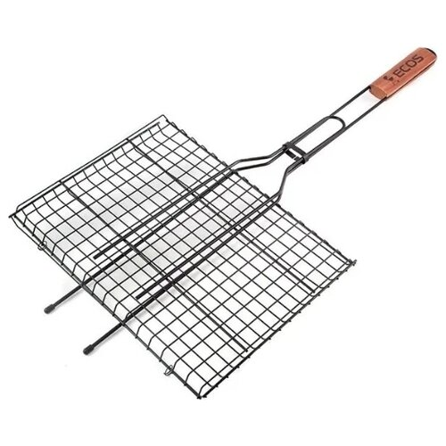 Решетка ECOS RD-172D для барбекю, 35х25 см