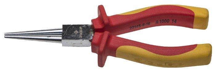Круглогубцы ЗУБР 22145-8-16 160 мм
