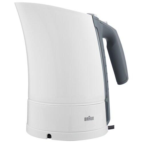 Чайник Braun WK 500, белый чайник braun wk 500 белый