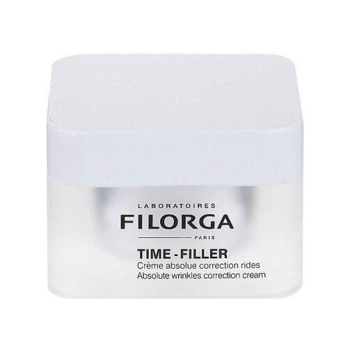 Filorga Time-Filler Крем для коррекции морщин на лице, 50 мл крем filorga time filler купить