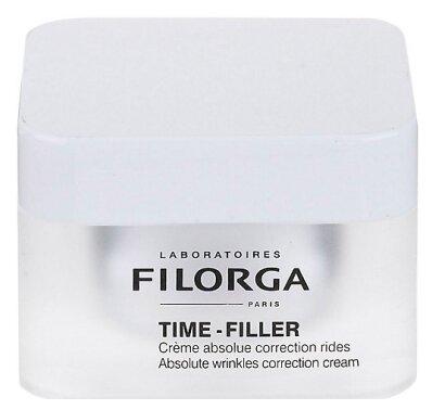 Купить Filorga Time-Filler Крем для коррекции морщин на лице, 50 мл по низкой цене с доставкой из Яндекс.Маркета (бывший Беру)