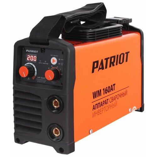 цена на Сварочный аппарат PATRIOT WM 160AT MMA (TIG, MMA)