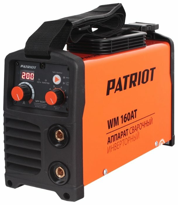 Сварочный аппарат PATRIOT WM 160AT MMA (TIG, MMA)