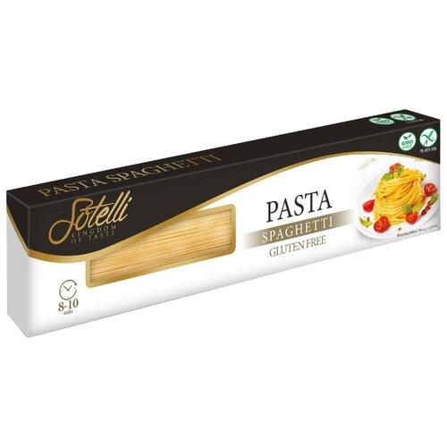 Sotelli Макароны Spaghetti gluten free, 250 г