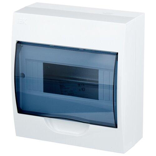 Щит распределительный IEK MKP12-N-08-40-20 навесной, пластик, модулей 8 белый