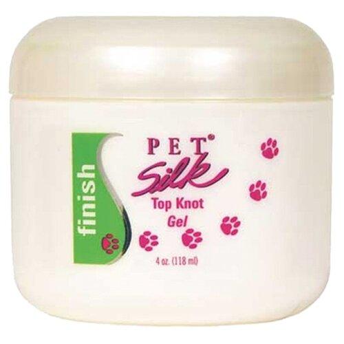 Гель Pet Silk Top Knot Gel для укладки выставочного топ-нота для собак 118 мл