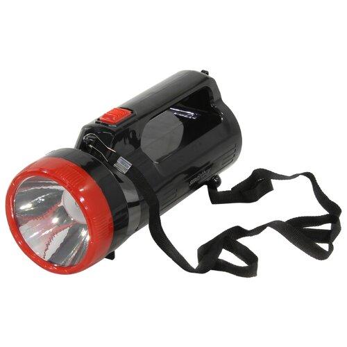 Кемпинговый фонарь SmartBuy SBF-100-K черный кемпинговый фонарь зубр мастер 61816 черный
