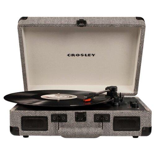 Купить Виниловый проигрыватель Crosley Cruiser Deluxe CR8005D herringbone