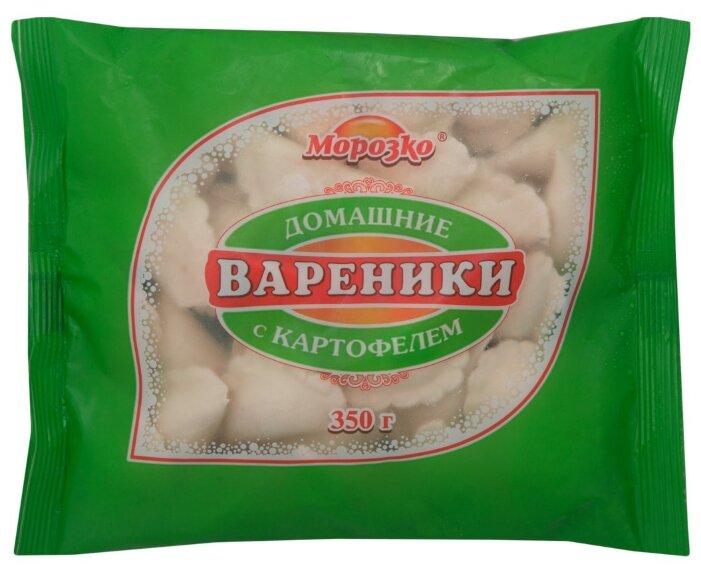 Морозко вареники Украинские с картофелем 900 г