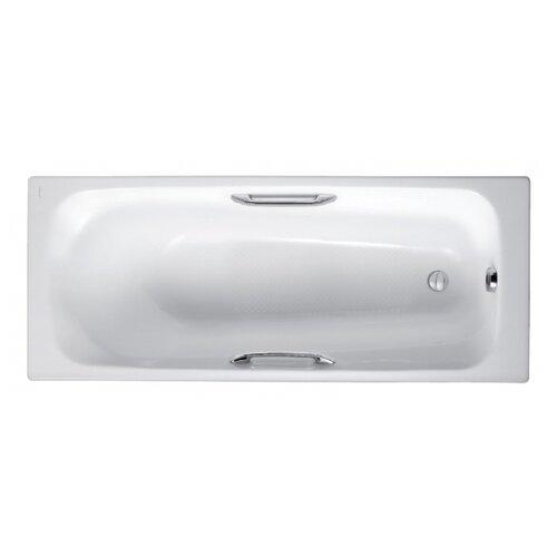 Ванна Jacob Delafon Melanie E2935 чугун левосторонняя/правосторонняя ванна из искусственного камня jacob delafon elite 170x75 с щелевидным переливом e6d031 00 без гидромассажа