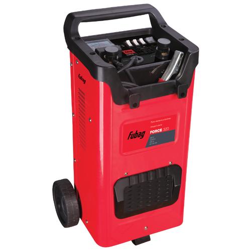 Пуско-зарядное устройство Fubag Force 320 красный/черный пуско зарядное устройство force 320