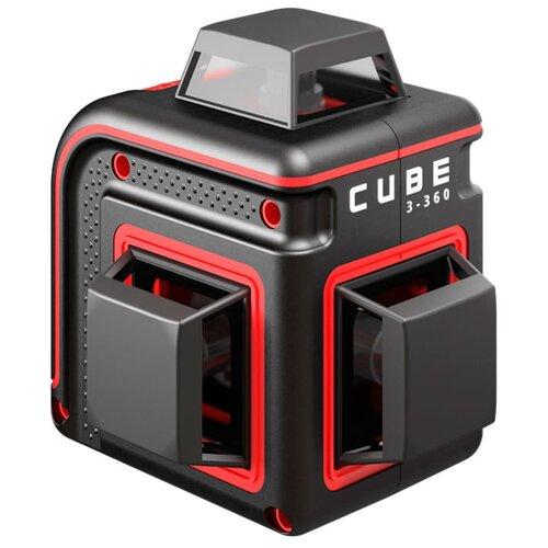цена на Лазерный уровень самовыравнивающийся ADA instruments CUBE 3-360 BASIC EDITION (А00559)