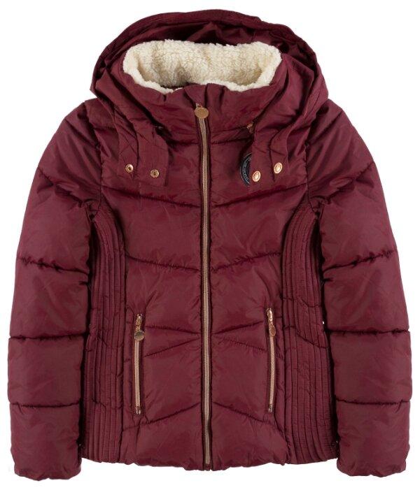 Купить Куртка Tom Tailor 35337780040 размер 140, бордовый по низкой цене с доставкой из Яндекс.Маркета (бывший Беру)