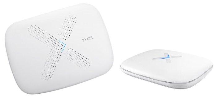 Wi-Fi система ZYXEL Multy X (WSQ50) + Multy Mini (WSQ20)