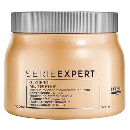 L'Oreal Professionnel Nutrifier Маска для сухих волос, 500 мл фото