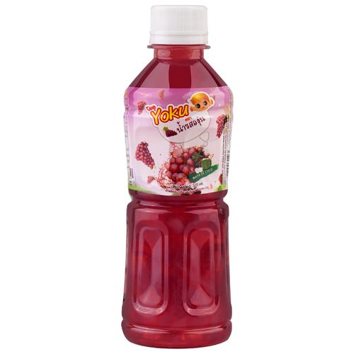 Напиток сокосодержащий YOKU Виноград, 0.32 л