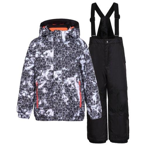 Комплект с полукомбинезоном ICEPEAK размер 92, темно-серыйКомплекты верхней одежды<br>
