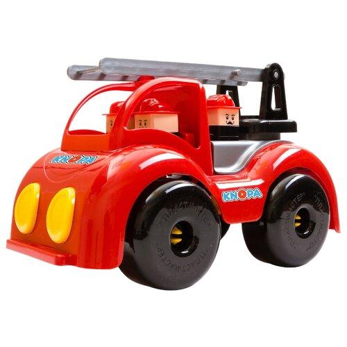 Пожарный автомобиль Knopa Крепыш (86232) 33 см красныйМашинки и техника<br>