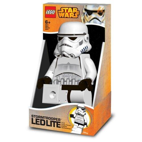 LGL-TO5BT Игрушка-минифигура-фонарь LEGO Star Wars (Звёздные Войны)-Stormtrooper (Штормтрупер) ночники lego игрушка минифигура фонарь star wars штормтрупер