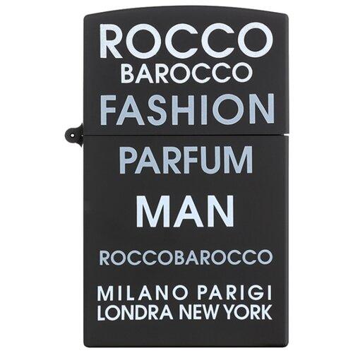 Туалетная вода roccobarocco Fashion Man, 75 мл roccobarocco fashion perfume by roccobarocco for women eau de parfum spray 2 5 oz 75 ml