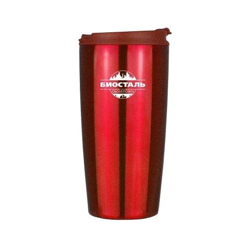 Термокружка Biostal NMS-500, 0.5 л красный