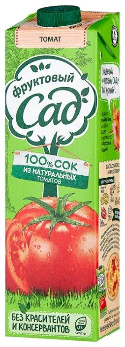 Сок Фруктовый сад Томат, с крышкой, 0.95 л