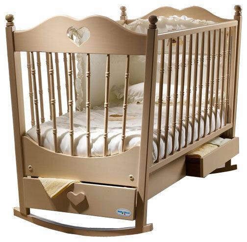 Кроватка Baby Italia Molly