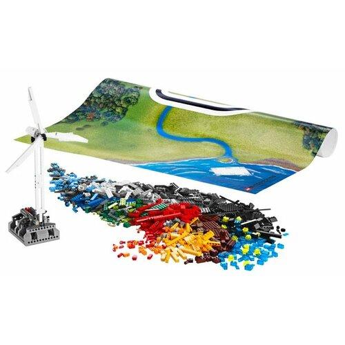 Купить Конструктор LEGO Education Mindstorms NXT Экологический город 9594, Конструкторы