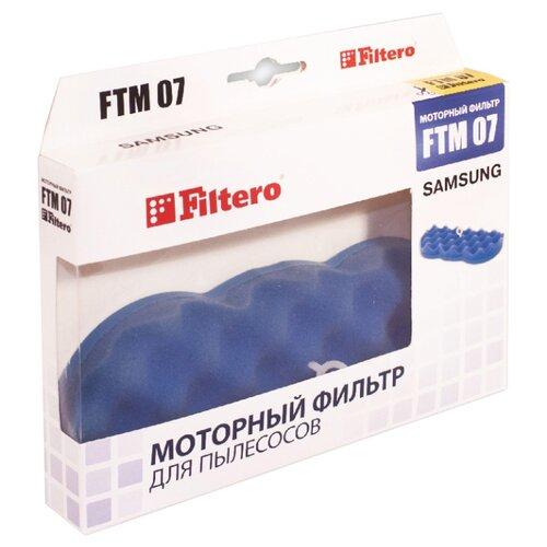 Filtero Моторные фильтры FTM 07 1 шт.