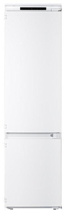 Встраиваемый холодильник Weissgauff WRKI 195 WNF