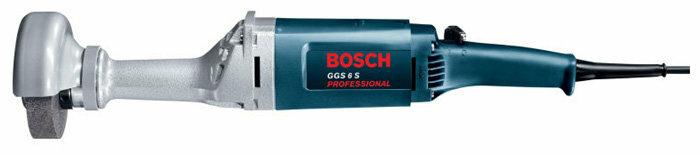 Прямая шлифмашина BOSCH GGS 6 S