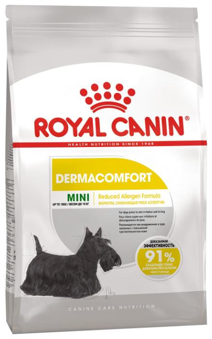 Корм для собак Royal Canin для здоровья кожи и шерсти 2 кг (для мелких пород)