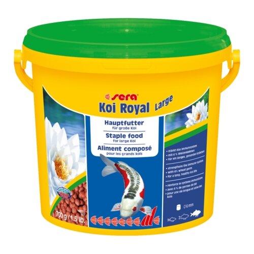 Сухой корм для рыб Sera Koi Royal ST large 3800 мл 700 г