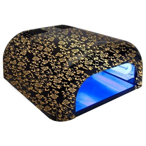 Купить Лампа UV planet nails 36W Tunnel Econom, 36 Вт elite черная