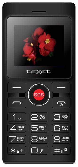 teXet Телефон teXet TM-106