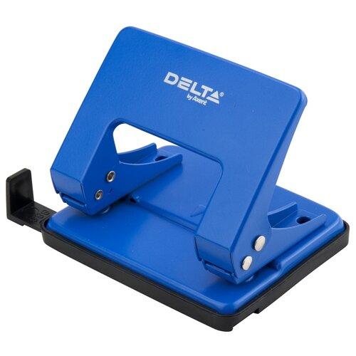 Дырокол Axent Delta D3520 20 листов, синий