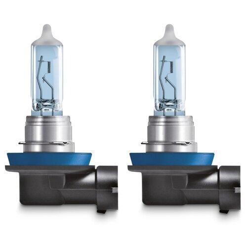 Лампа автомобильная галогенная Osram Cool Blue Intense H11 64211CBI2 12V 55W 2 шт. лампа галогенная osram h11 original 12v 55w 1 шт