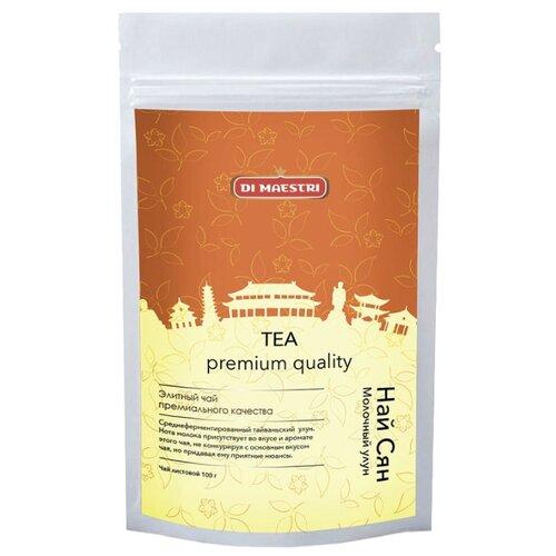 Чай улун Di Maestri Най Сян молочный улун , 100 г чай улун teatasty молочный най сян 2 150 г