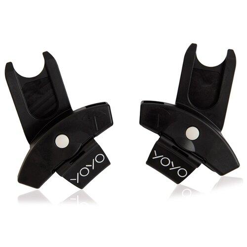 Купить BABYZEN адаптеры на коляску YOYO+ для установки автокресел BZ10205-02 черные, Аксессуары для колясок и автокресел