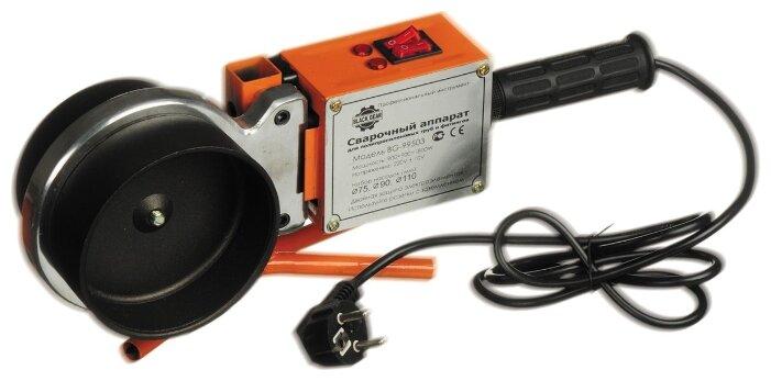 Аппарат для раструбной сварки Black Gear ИС.090946 1800W