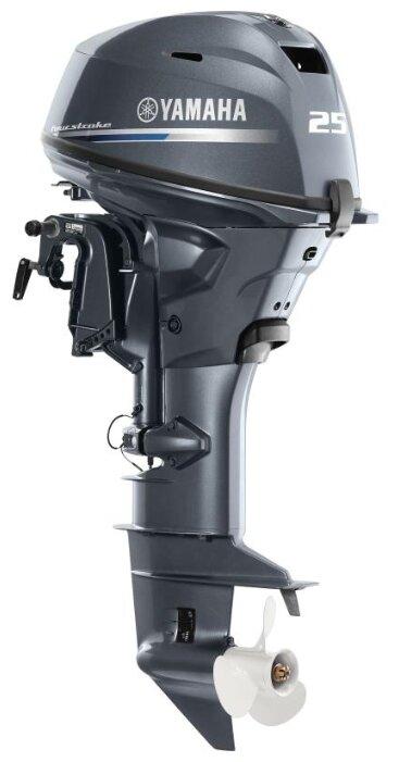 Лодочный мотор Yamaha F25GES