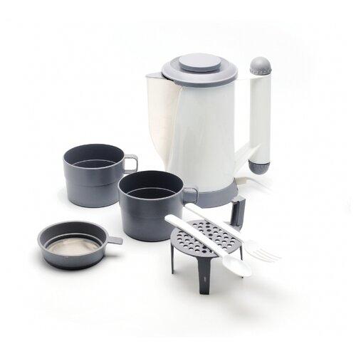 Чайник KOTO LT031001 белый/серый